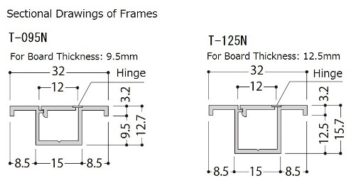 Inspection access panel frame for ceiling wall – Wel e to Fukuvi