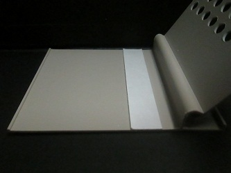applying both sides tape